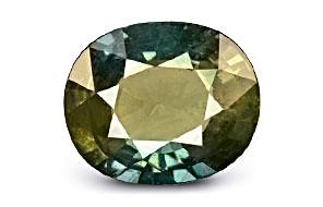 Bicolor Sapphire