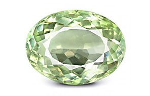Green Amethyst (Prasiolite)