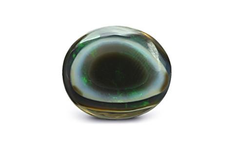 Black Opal - 22.79 carats (Eye Of Brahma)