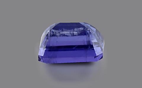Tanzanite - 5.96 carats