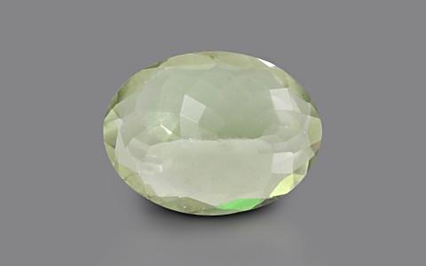 Green Amethyst (Prasiolite) - 5.99 carats