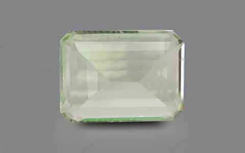 Green Amethyst (Prasiolite) - 7.41 carats