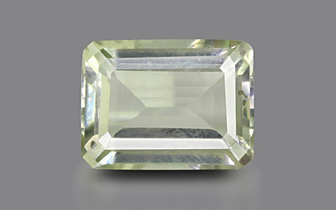 Green Amethyst (Prasiolite) - 6.32 carats