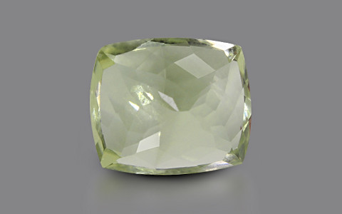 Green Amethyst (Prasiolite) - 6.88 carats