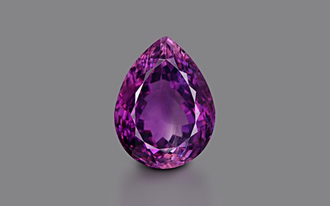 Amethyst - 18.38 carats
