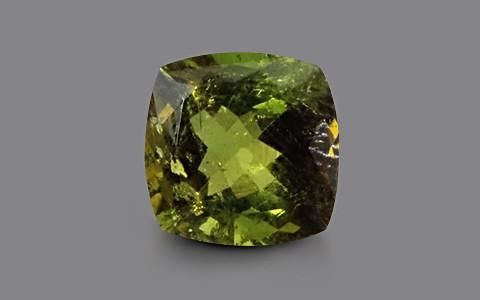 Brownish Green Tourmaline - 2.65 carats