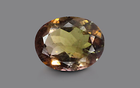 Greenish Brown Tourmaline - 2.20 carats