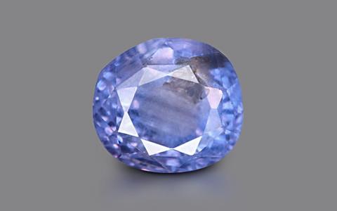 Purple Sapphire - 4.90 carats