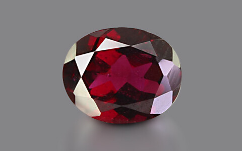 Red Garnet - 3.75 carats