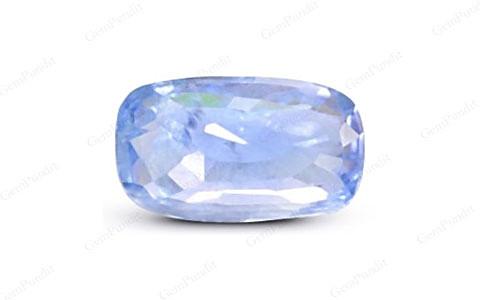 Blue Sapphire - 4.74 carats
