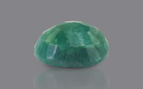Green Beryl - 3.84 carats