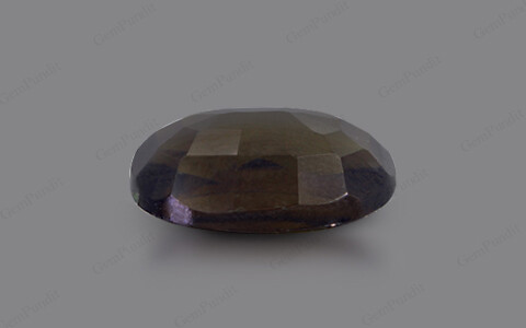 Dark Yellowish Green Tourmaline - 3.03 carats