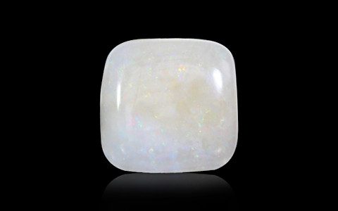 White Opal With Fire - 10.90 carats