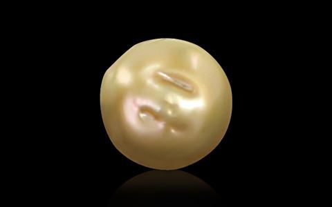 Golden South Sea Pearl - 8.70 carats