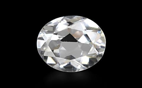 White Topaz - 4.09 carats