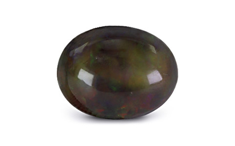 Black Opal - 5.09 carats