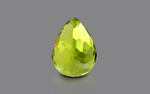 Peridot - 4.17 carats