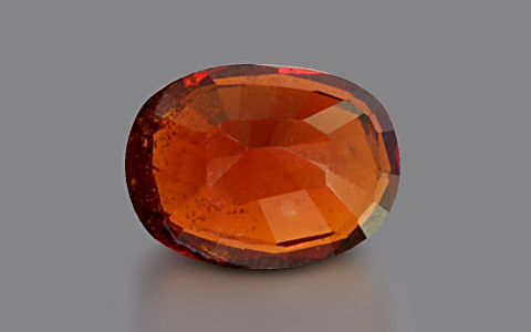 Hessonite - 6.67 carats