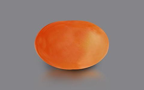 Orange Onyx - 8.25 carats
