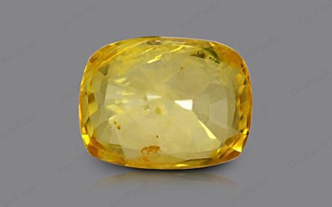 Yellow Sapphire (Heated) - 6.24 carats