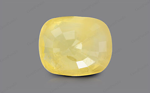 Yellow Sapphire (Heated) - 7.69 carats