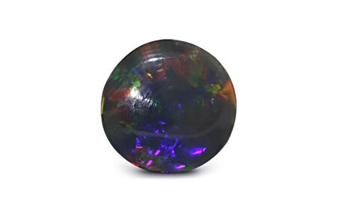 Black Opal - 3.92 carats