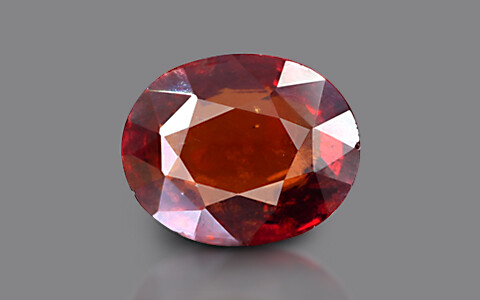 Hessonite - 5.76 carats