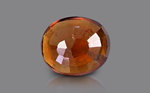 Hessonite - 5.34 carats