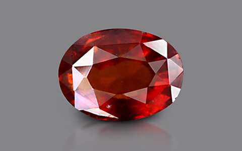 Hessonite - 5.67 carats