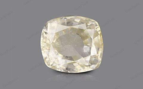 Yellow Sapphire - 4.92 carats
