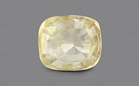 Yellow Sapphire - 3.79 carats