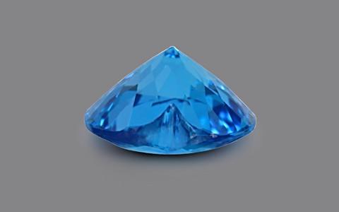 Swiss Blue Topaz - 11.87 carats