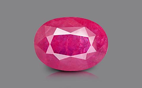 Ruby - 7.38 carats