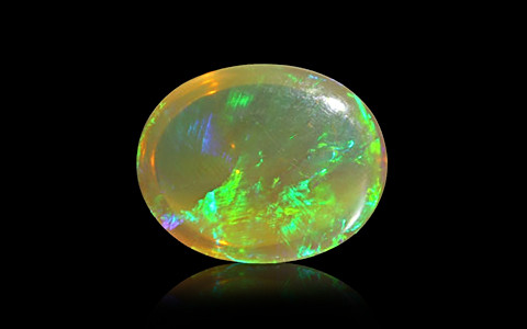 Opal With Fire - 1.42 carats