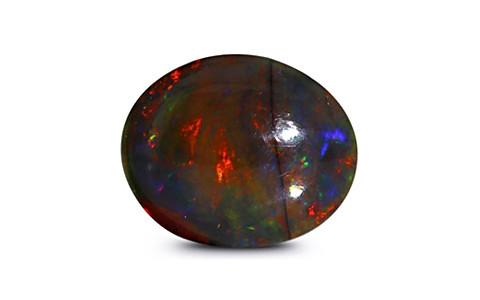 Black Opal - 2.77 carats