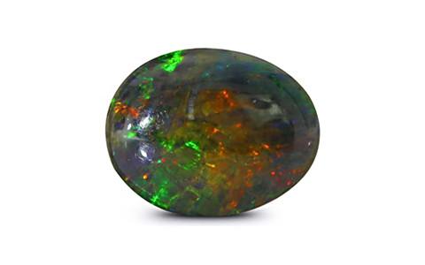 Black Opal - 4.76 carats