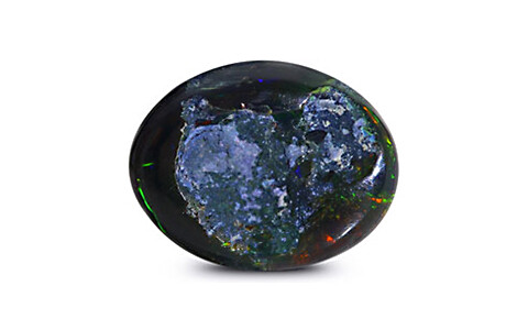 Black Opal - 3.23 carats