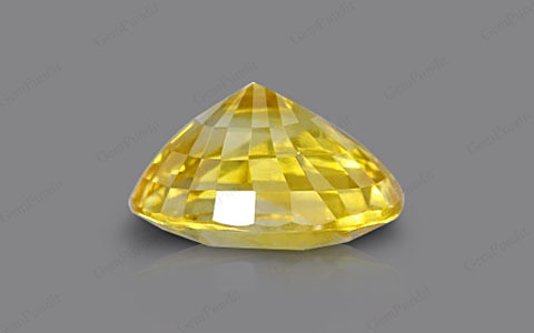 Yellow Sapphire (Heated) - 6.95 carats