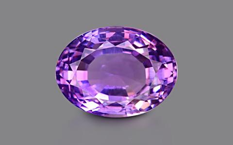 Amethyst - 14.50 carats