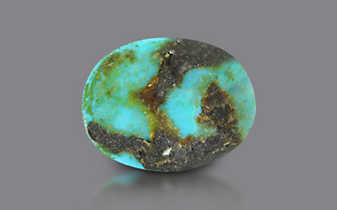 Turquoise - 9.62 carats