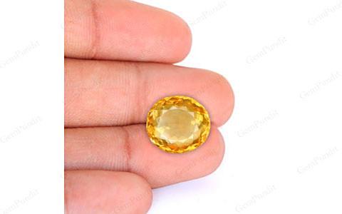 Citrine - 9.67 carats