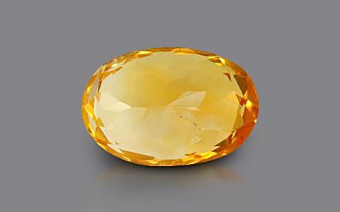 Citrine - 4.28 carats