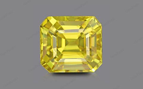 Yellow Sapphire - 2.69 carats