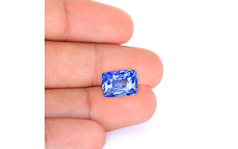 Blue Sapphire - 9.60 carats