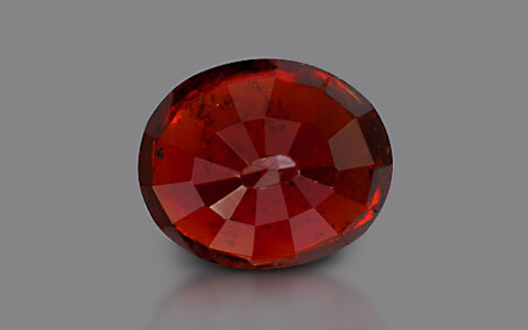 Hessonite - 3.69 carats