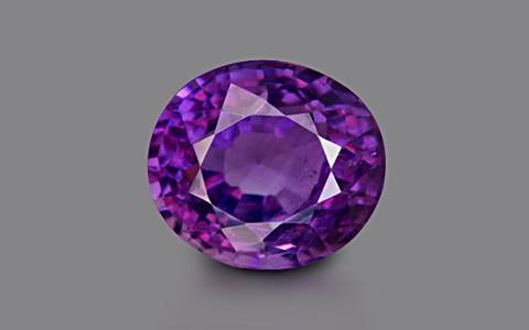 Amethyst - 16.26 carats