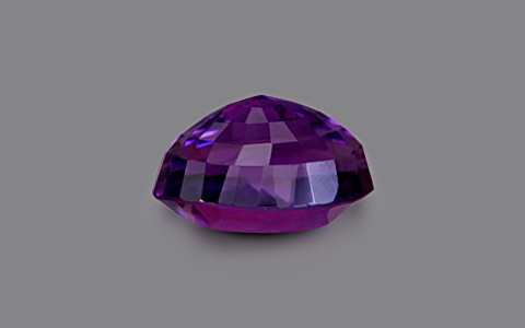 Amethyst - 17.34 carats