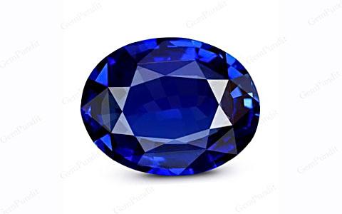 Blue Sapphire - 6.01 carats