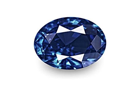 Royal Blue Sapphire - 1.21 carats