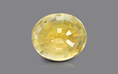 Yellow Sapphire - 6.89 carats